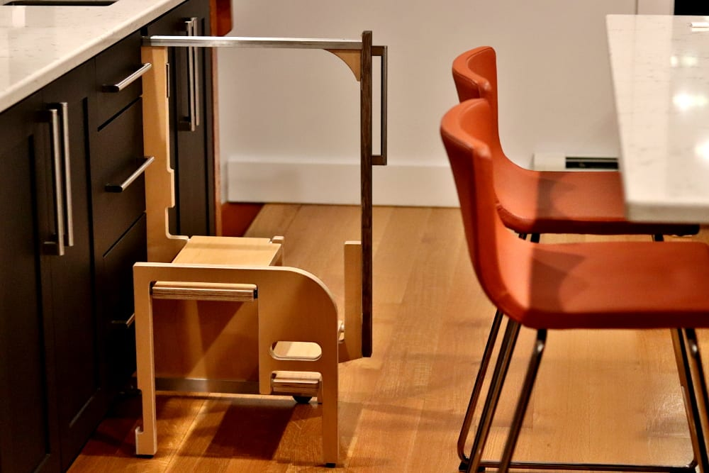 Remarkable Step 180 Integrated Cabinet Step Stools Hideaway Solutions Uwap Interior Chair Design Uwaporg